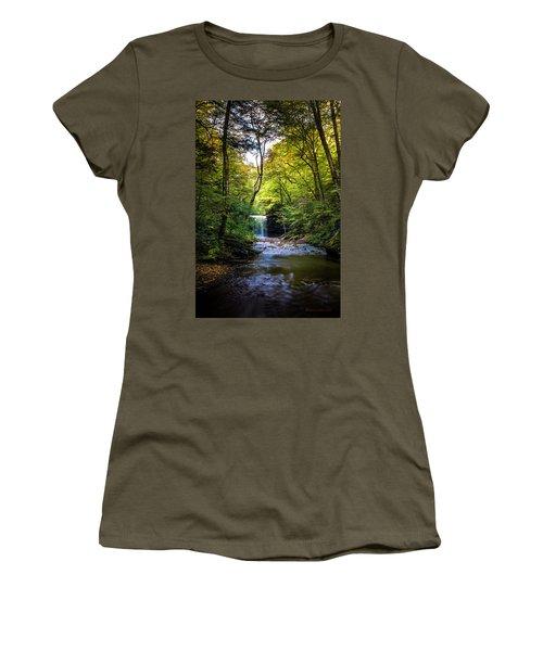 Women's T-Shirt (Junior Cut) featuring the photograph Hidden Wonders by Marvin Spates
