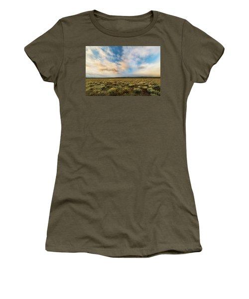 High Desert Morning Women's T-Shirt
