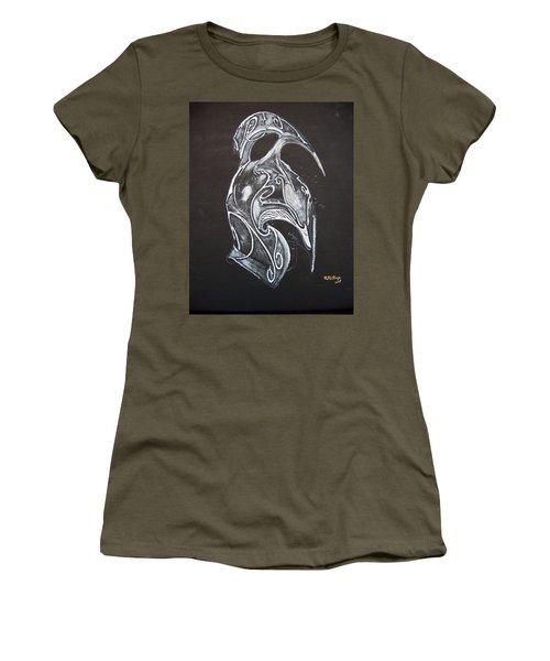 High Elven Warrior Helmet Women's T-Shirt