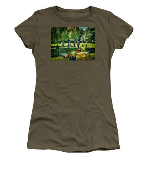 High Tea Tai Chi Women's T-Shirt