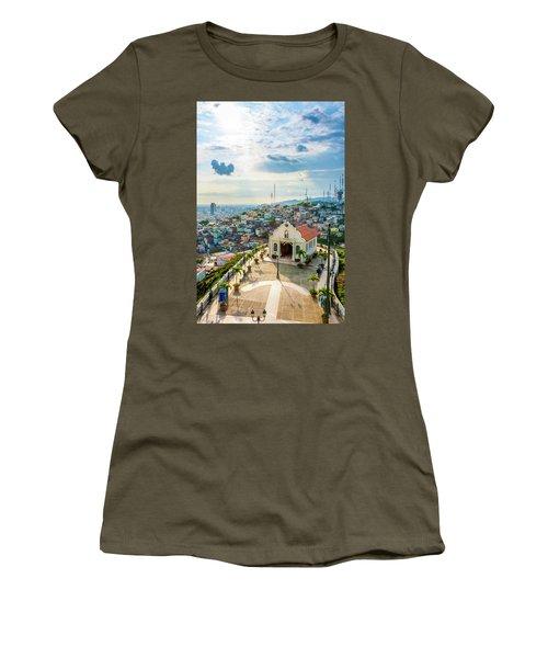Hilltop Church Women's T-Shirt