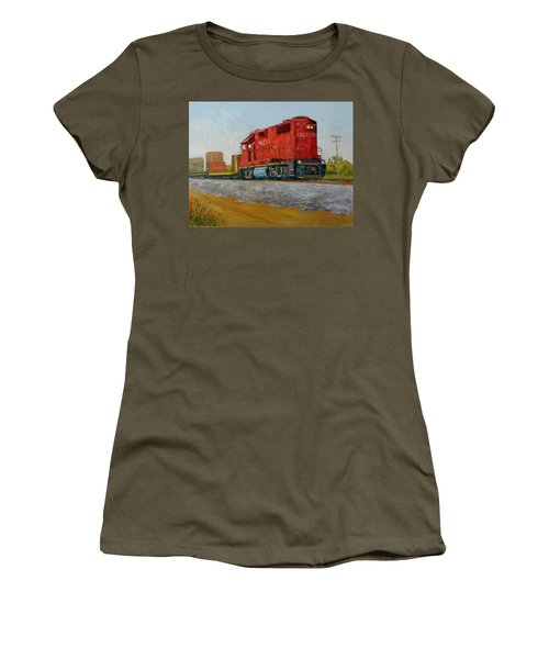 Hlcx 1824 Women's T-Shirt (Athletic Fit)