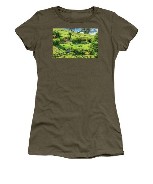 Hobbit Hills Women's T-Shirt