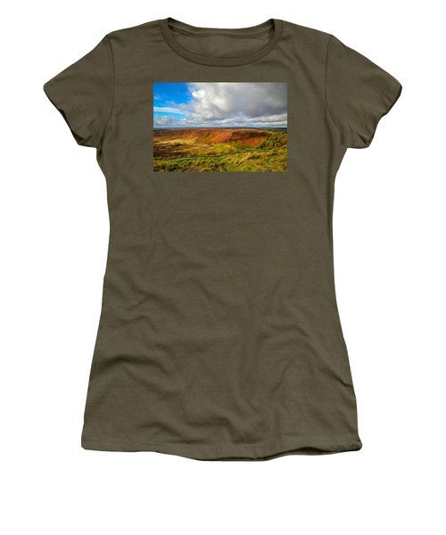 Hole Of Horcum, North York Mores, Yorkshire, United Kingdom Women's T-Shirt