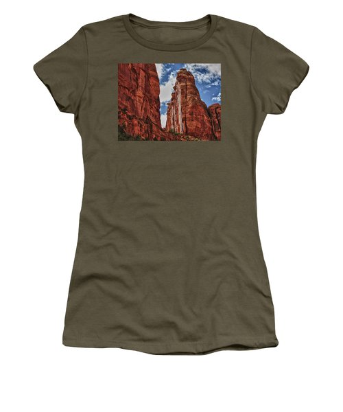 Hole In The Wall Women's T-Shirt