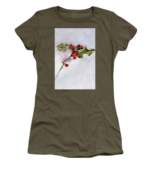 Holly 4 Women's T-Shirt (Athletic Fit)