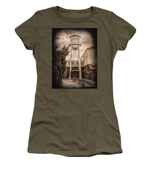 Hollywood Water Tower 2 Women's T-Shirt