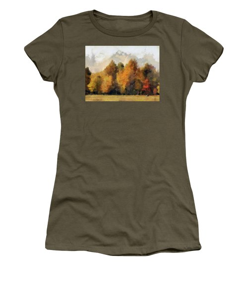 Home Away From Home Women's T-Shirt (Athletic Fit)