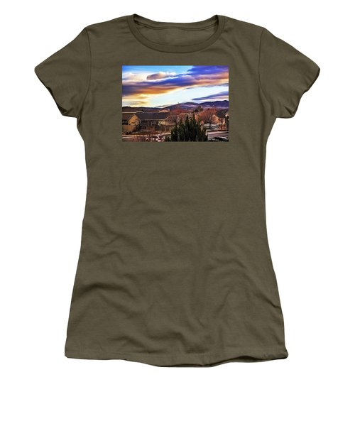 Home Before Sunset Women's T-Shirt