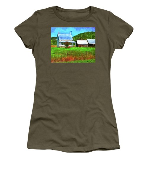 Homestead Women's T-Shirt (Athletic Fit)