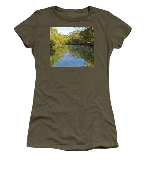 Homosassa River Women's T-Shirt