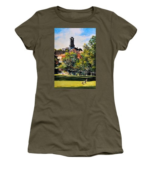 Hood County Summer Women's T-Shirt (Athletic Fit)