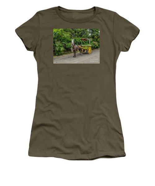 Horse Drawn Women's T-Shirt