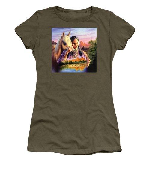 Horse Maiden Women's T-Shirt