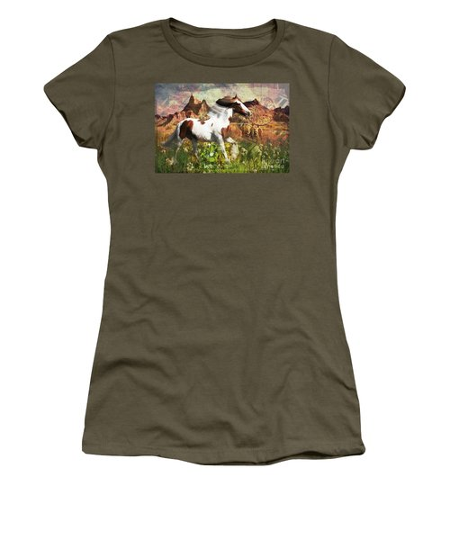 Horse Medicine 2015 Women's T-Shirt (Athletic Fit)