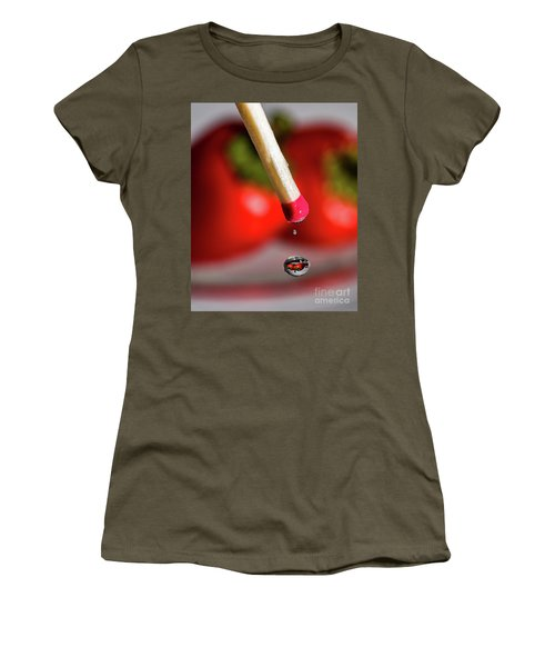 Hot Pepper Drops Women's T-Shirt