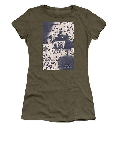 House Of Cards Women's T-Shirt