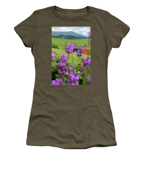 House On Virginia's Hills Women's T-Shirt