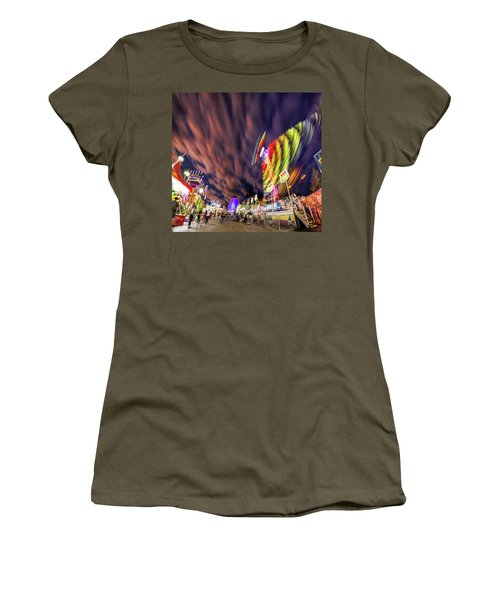 Houston Texas Live Stock Show And Rodeo #3 Women's T-Shirt (Junior Cut)
