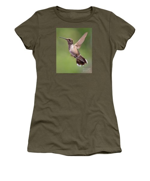 Hovering Hummer 1 Women's T-Shirt