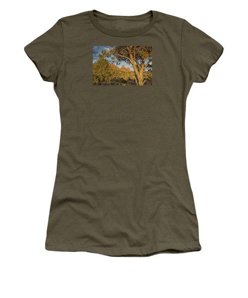 Huckabee Women's T-Shirt (Athletic Fit)