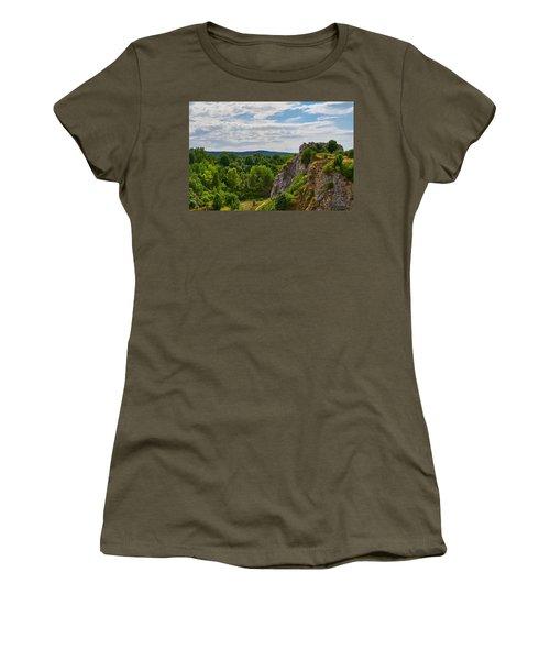 Hug A Rock Women's T-Shirt