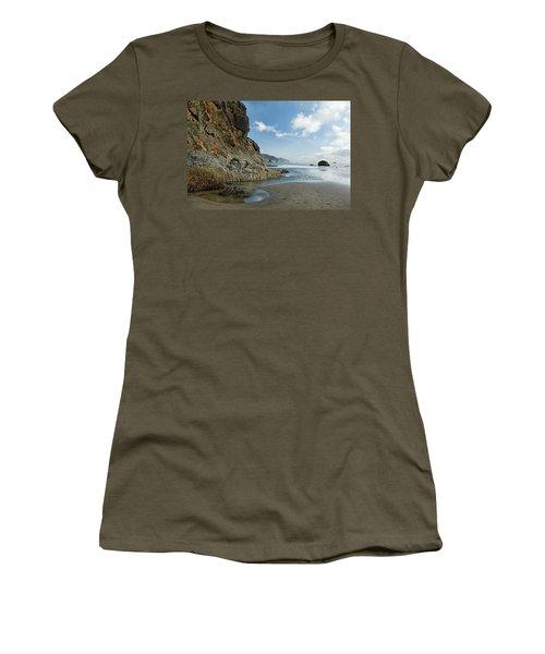 Hug Point Beach Women's T-Shirt