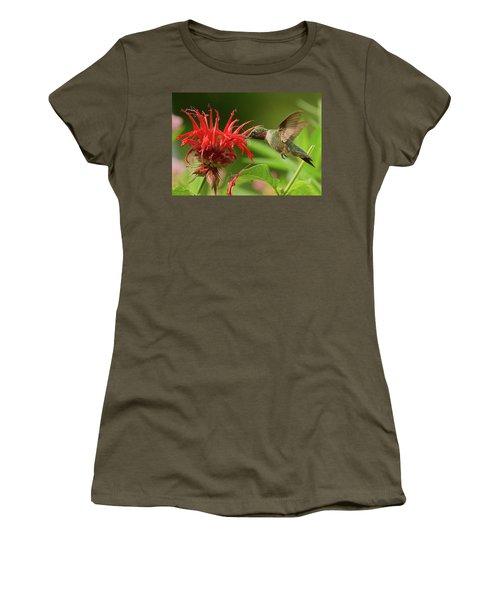 Hummingbird Delight Women's T-Shirt
