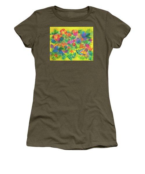 Hummingbird Women's T-Shirt