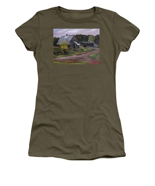 Humpals Barn Women's T-Shirt