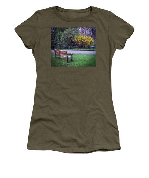 Hyde Park Bench - London Women's T-Shirt