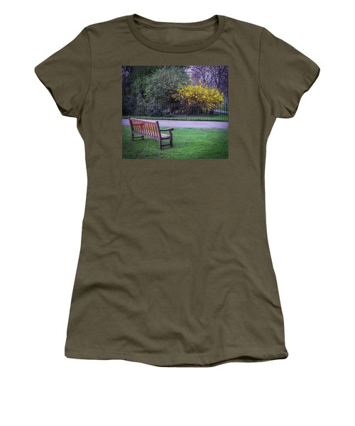 Hyde Park Bench - London Women's T-Shirt