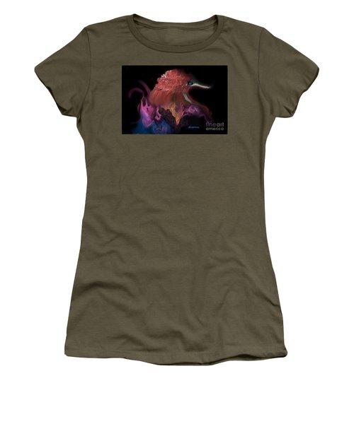 I Am Who I Am Even If I Am Different Women's T-Shirt (Junior Cut) by Sherri's Of Palm Springs