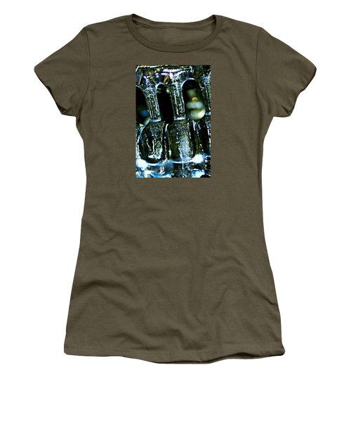 Ice Formation 02 Women's T-Shirt