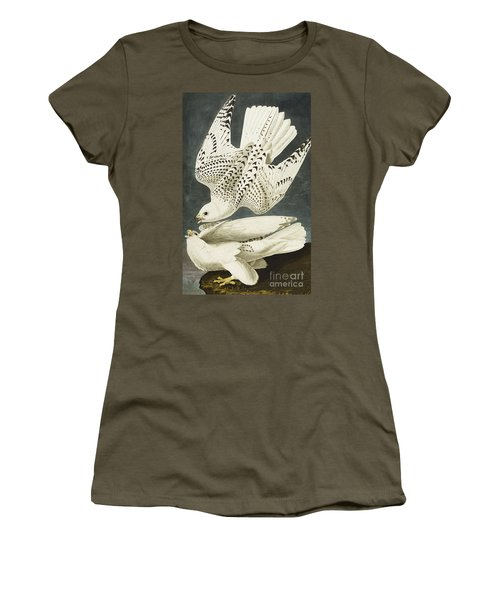 Iceland Or Jer Falcon Women's T-Shirt