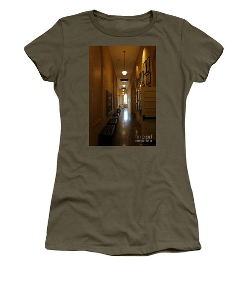 If These Halls Could Talk Women's T-Shirt