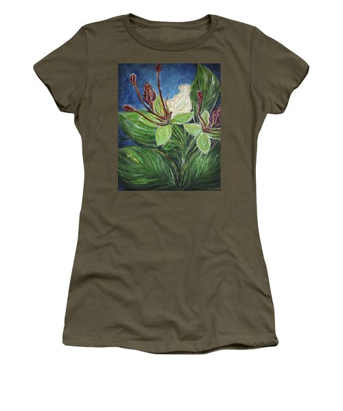 Ifit Flower Guam Women's T-Shirt