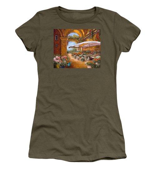 Il Mercato Sotto I Portici Women's T-Shirt