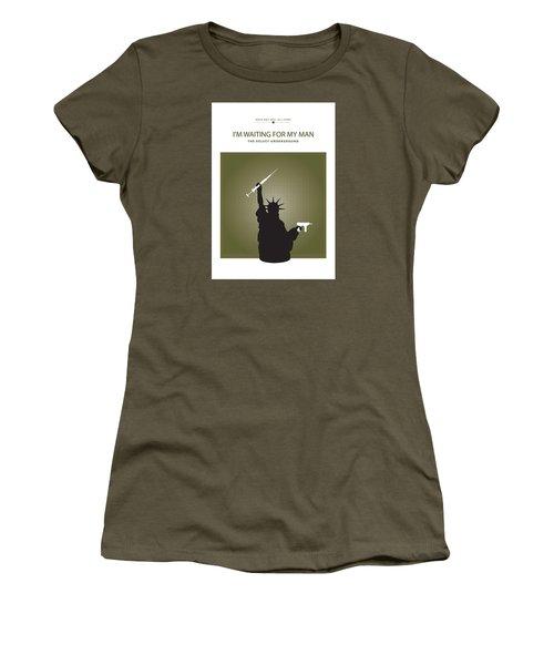 I'm Waiting For My Man -- The Velvet Underground Women's T-Shirt (Junior Cut) by David Davies