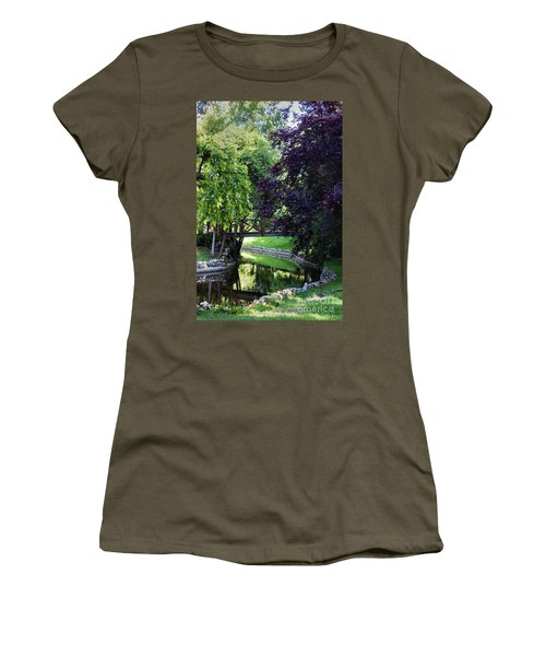 Impressionist Reminiscence  Women's T-Shirt