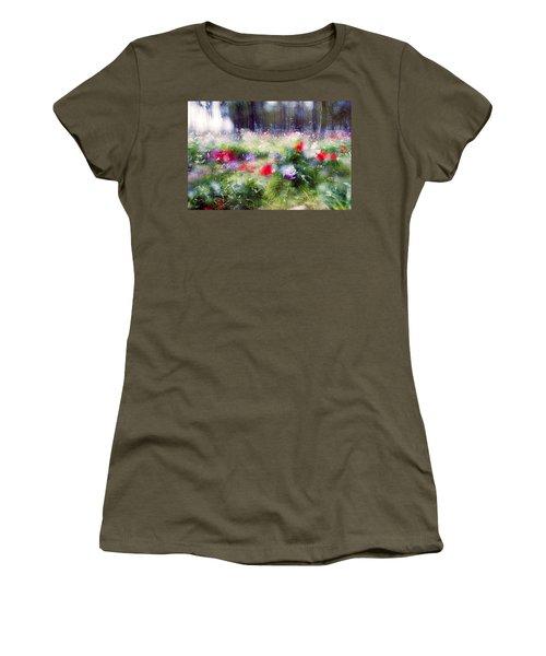 Impressionistic Photography At Meggido 2 Women's T-Shirt