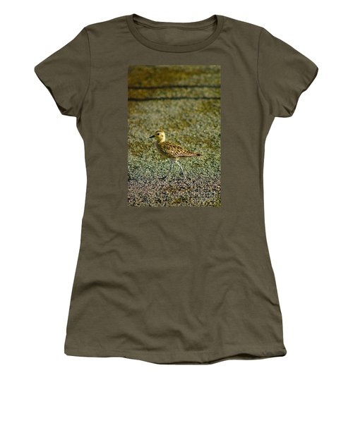 In A Hurry Women's T-Shirt (Athletic Fit)