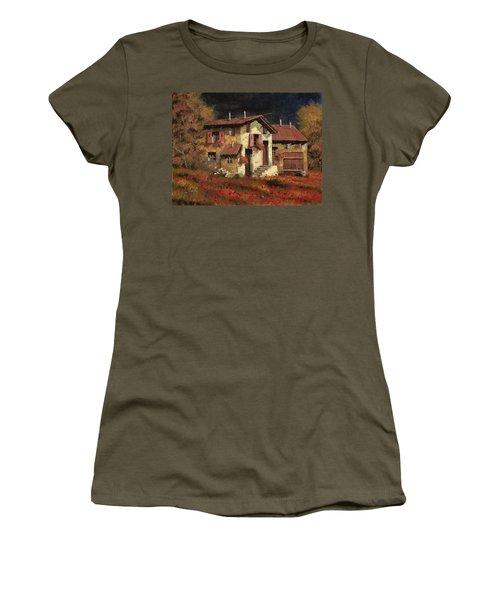 In Campagna La Sera Women's T-Shirt