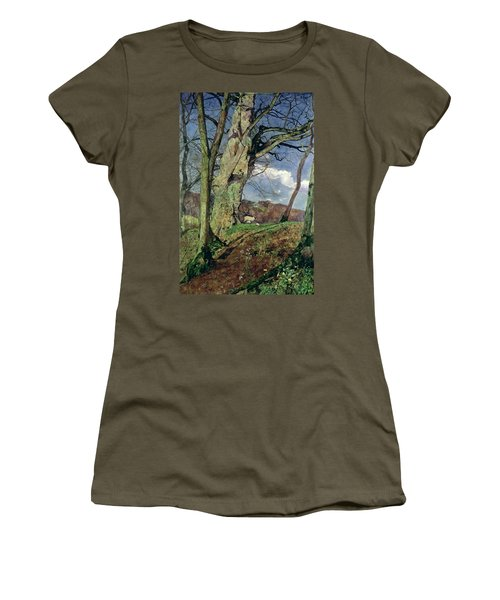 In Early Spring Women's T-Shirt