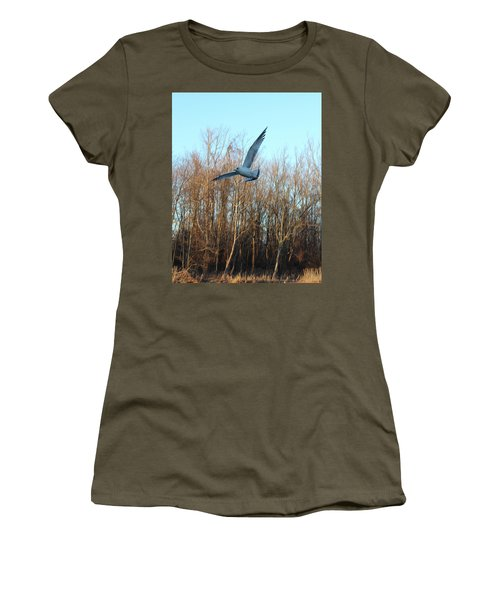 In Flight Women's T-Shirt
