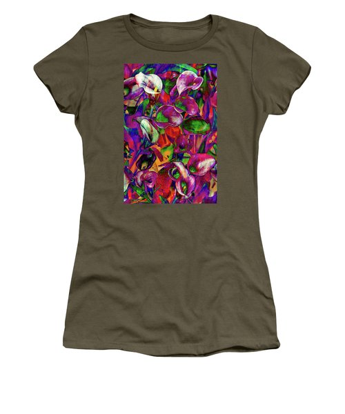 In Living Color Women's T-Shirt