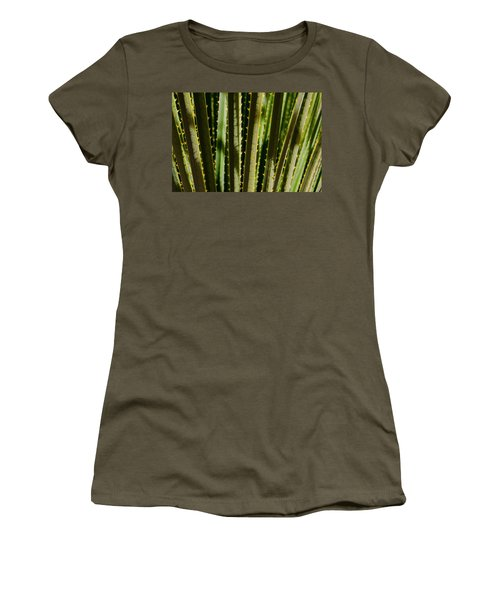 In The Cactaceae Weeds Women's T-Shirt