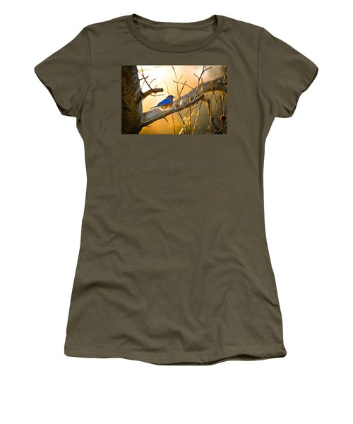 In The Light Women's T-Shirt (Junior Cut) by Shelby  Young