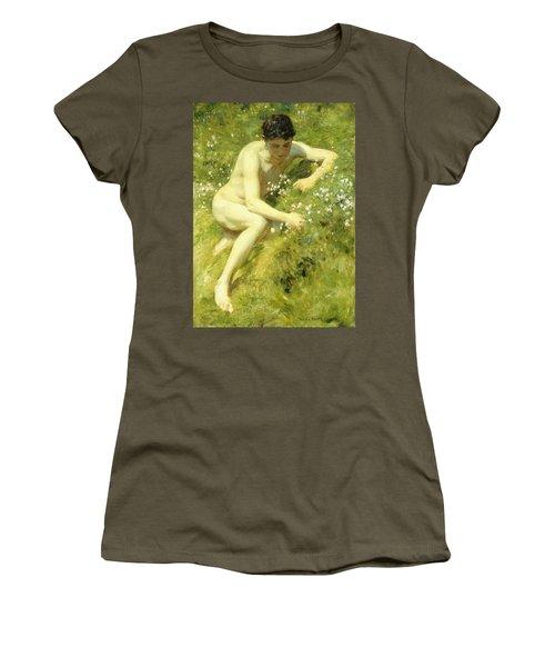 In The Meadow Women's T-Shirt