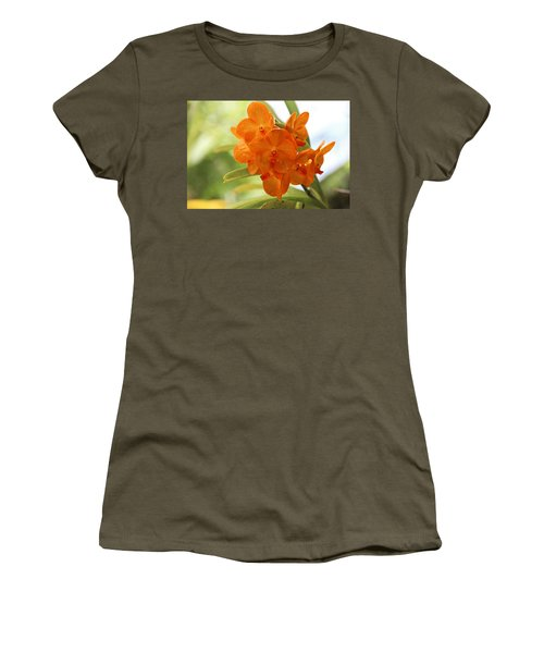 Women's T-Shirt (Athletic Fit) featuring the photograph In This World by Michiale Schneider